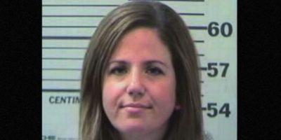 Al menos sucedió en dos ocasiones. Fue la madre del menor quien descubrió la relación revisándole el teléfono móvil Foto:Mobile County Sheriff's Office
