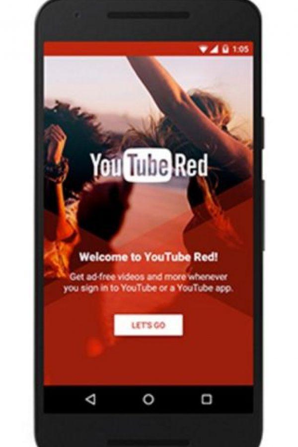 Ahora deberán pagar para disfrutar videos de YouTube sin