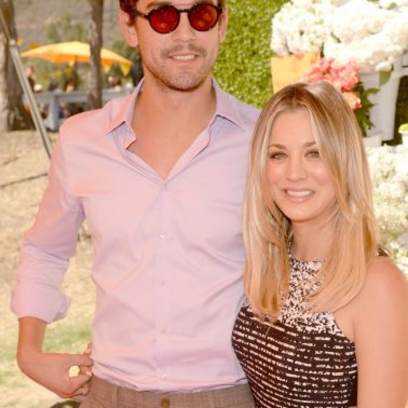 Cuoco y el tenista Sweeting se casaron la Nochevieja de 2013 Foto:Getty Images