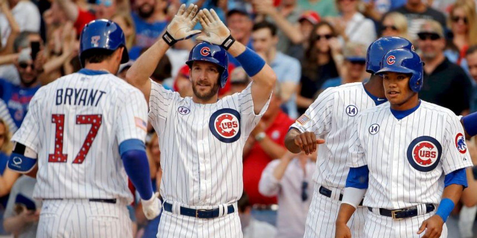 2) Cubs no puede enfrentarse en la Serie Mundial a un equipo de Miami Foto:Getty Images