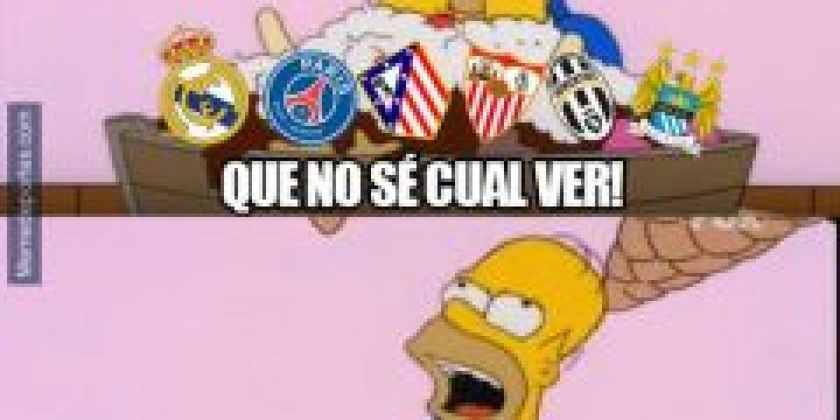 Los mejores memes de la fecha 3 de la Champions League