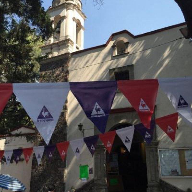 En la colonia Roma se encuentra una pequeña plaza que brinda paz y transporta a otros tiempos a sus visitantes. Foto:Vía twitter.com/CapitalMexico