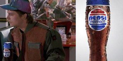 También abreviada como BTTF (sigla en inglés) es una película de ciencia ficción y comedia. Foto:Vía Youtube Pepsi