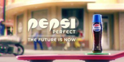 """Tras su estreno el 3 de julio de 1985, """"Back to the Future"""" se convirtió en la película más exitosa de ese año. Foto:Vía Youtube Pepsi"""