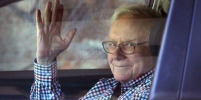 Warren Buffet. Ya donó 21 mil 500 millones de dólares de su fortuna Foto: Getty Images