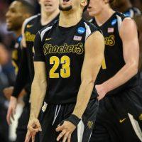 Los Wichita State Schokers son el equipo de basquetbol de la universidad de Wichita en Kansas. Foto:Getty Images