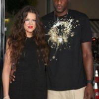 En 2012, la relación comenzó a decaer, después de que el jugador de baloncesto fue traspasado a los Mavericks de Dallas. Foto:Getty Images