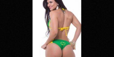 Jennifer Camacho de Rondônia Foto:Instagram/m2jeny
