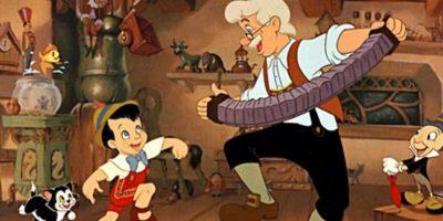 Pinocho. Foto:Disney