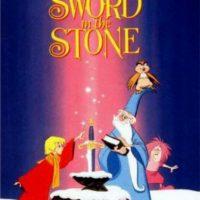 La espada en la piedra. Foto:Disney
