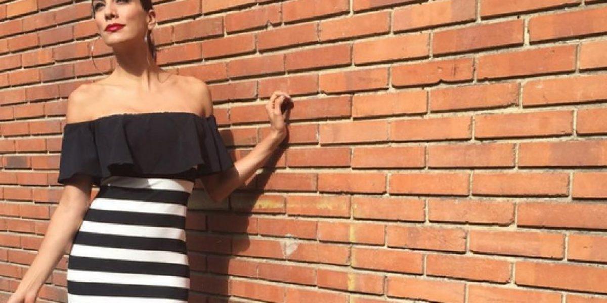 ¿Vestido o camisa? El look de la discordia de Andrea Serna