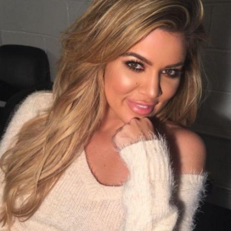 """Después de casarse Khloé Kardashian se convirtió en: Khloé Kardashian Odom, y la pareja se tatuó las iniciales del otro en sus manos (""""LO&KO"""") Foto:vía instagram.com/khloekardashian"""