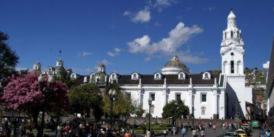 Un paseo por las calles de la ciudad de Quito podría ser el lugar perfecto. Foto:Vía Wikipedia Commons
