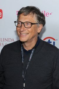 Bill y Melinda Gates Foto: Getty Images