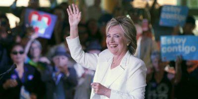 Actuamlente tiene el favoritismo en las encuestas. Foto:Getty Images