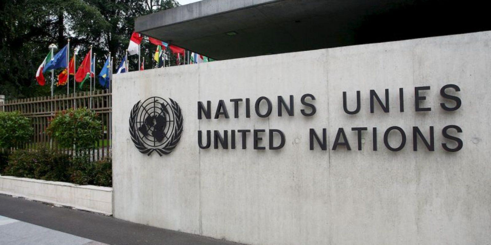 1. Los tres pilares de la ONU son la paz y la seguridad, el desarrollo y los derechos humanos. Foto:Getty Images