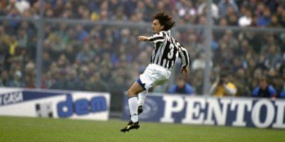 Jugó para la Juventus y en 1995 murió a los 23 años a causa de una leucemia que no pudo superar. Foto:Wikimedia