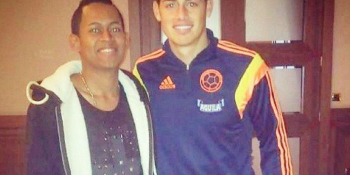 Este sicario se iba de fiesta con jugadores de la Selección Colombia