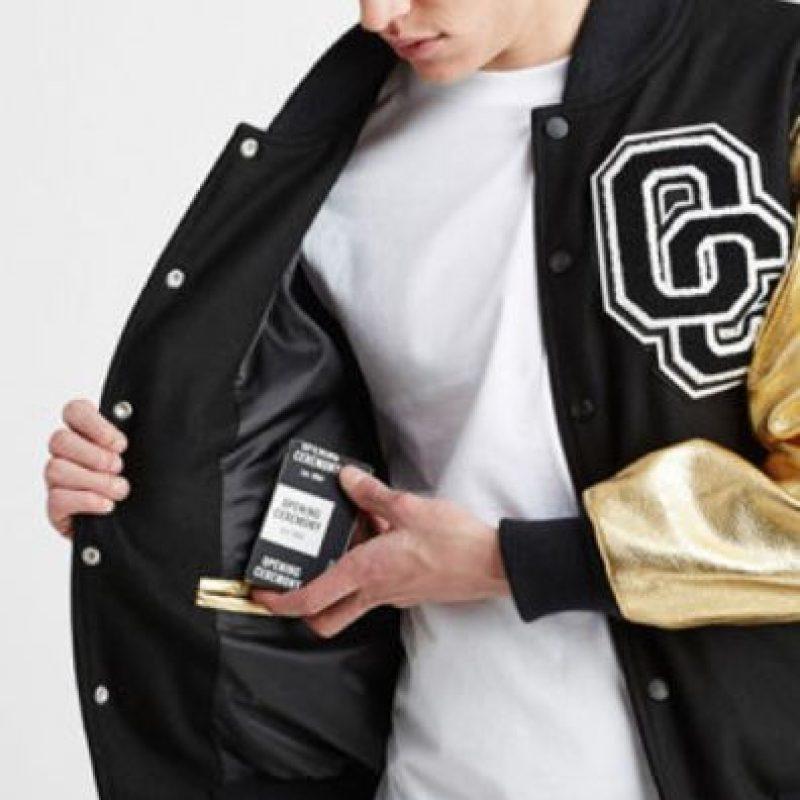 Las varsity jackets ahora guardan todo. Foto:vía Ebay