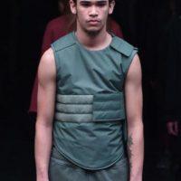 Aparecieron en las nuevas colecciones de esta semana de la moda. Foto:vía Getty Images