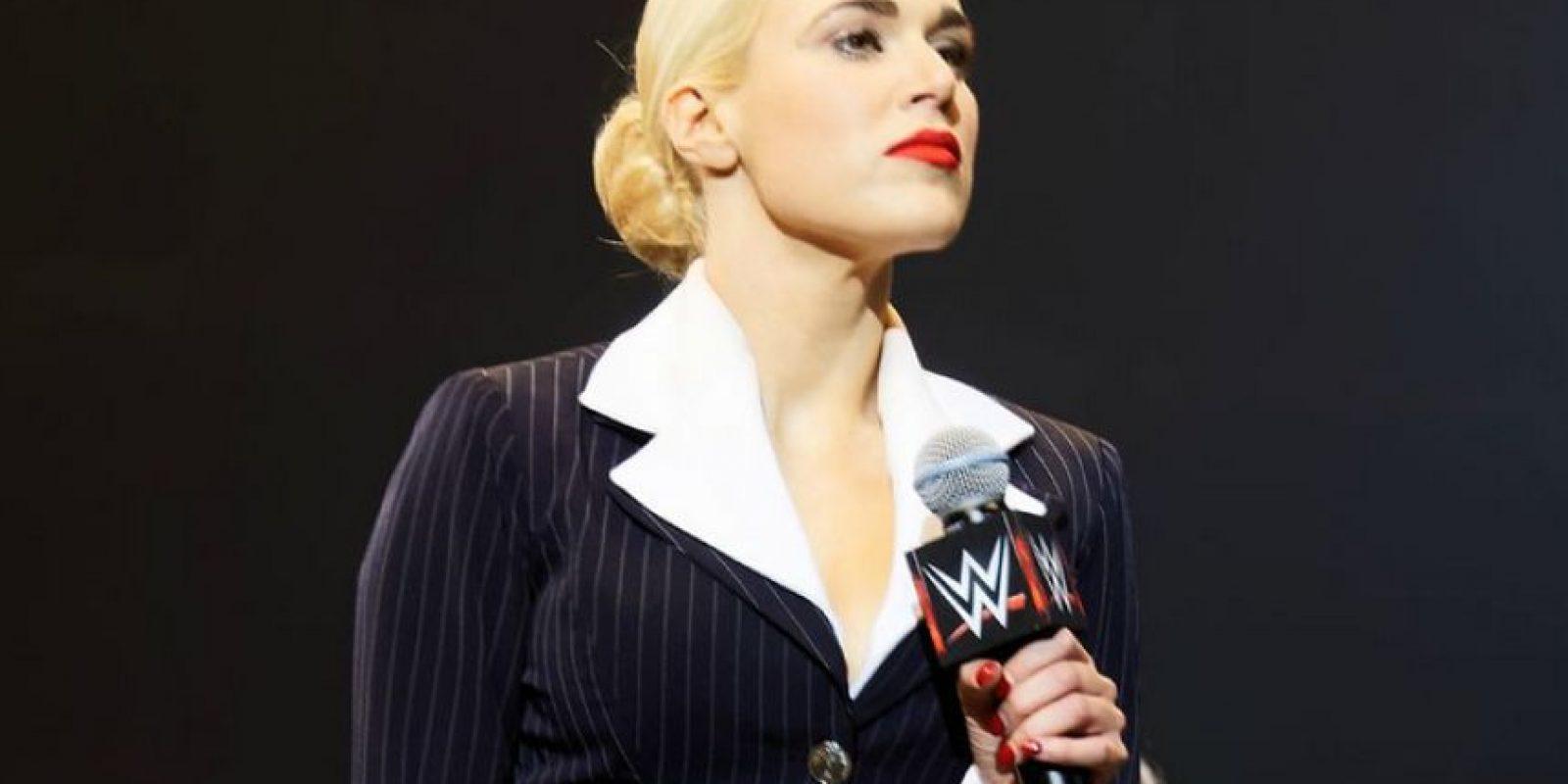 Lana en la actualidad Foto:WWE