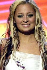 Sin embargo, hacían parecer al pelo como si fuera paja. Foto:vía Getty Images