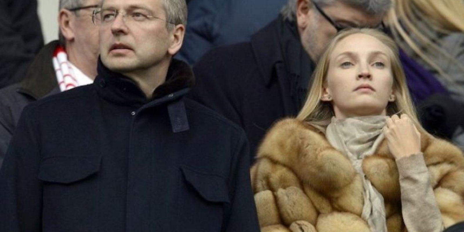 1. El pleito de divorcio se estableció en 2008. Foto:AFP