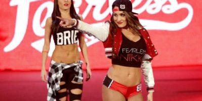 Así se ven en la actualidad Foto:WWE