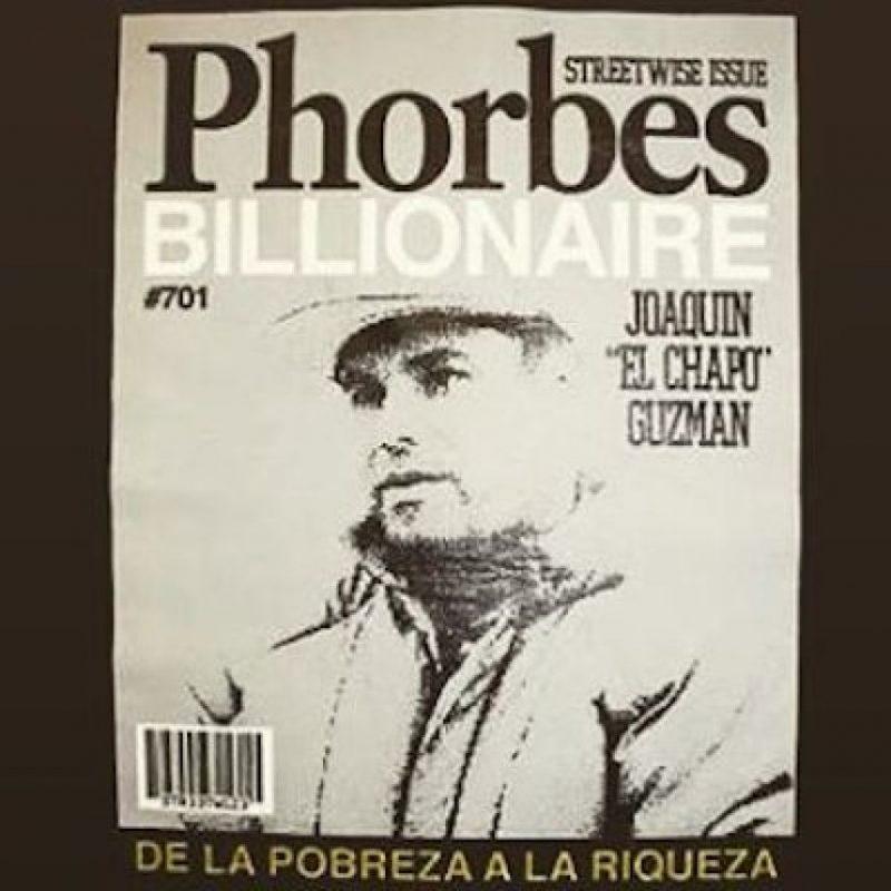 Fue el 11 de marzo de 2009 cuando la conocida publicación colocó a Guzmán Loera en el lugar número 701 de las personas más millonarias del mundo. Foto:Instagram.com/explore/tags/701/