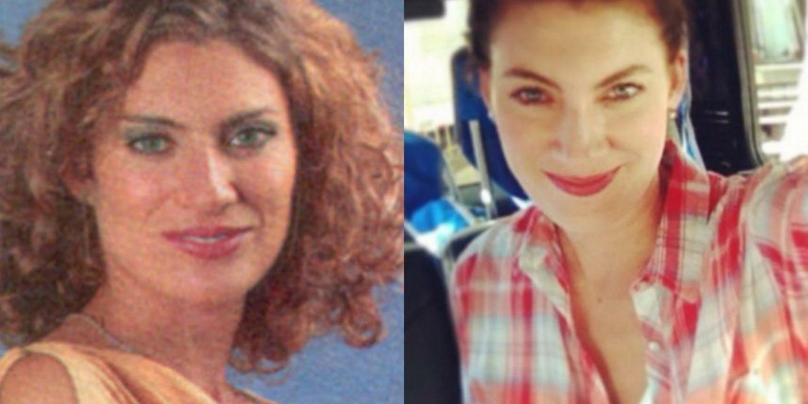 Adriana Arango le dio vida a la profesora Eugenia. Foto:Colarte.com – Twitter.com/adractriz