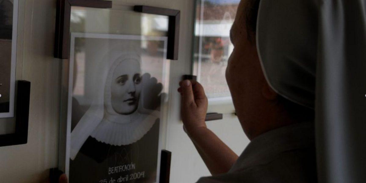 Fotos: Así es la moneda conmemorativa de la Madre Laura