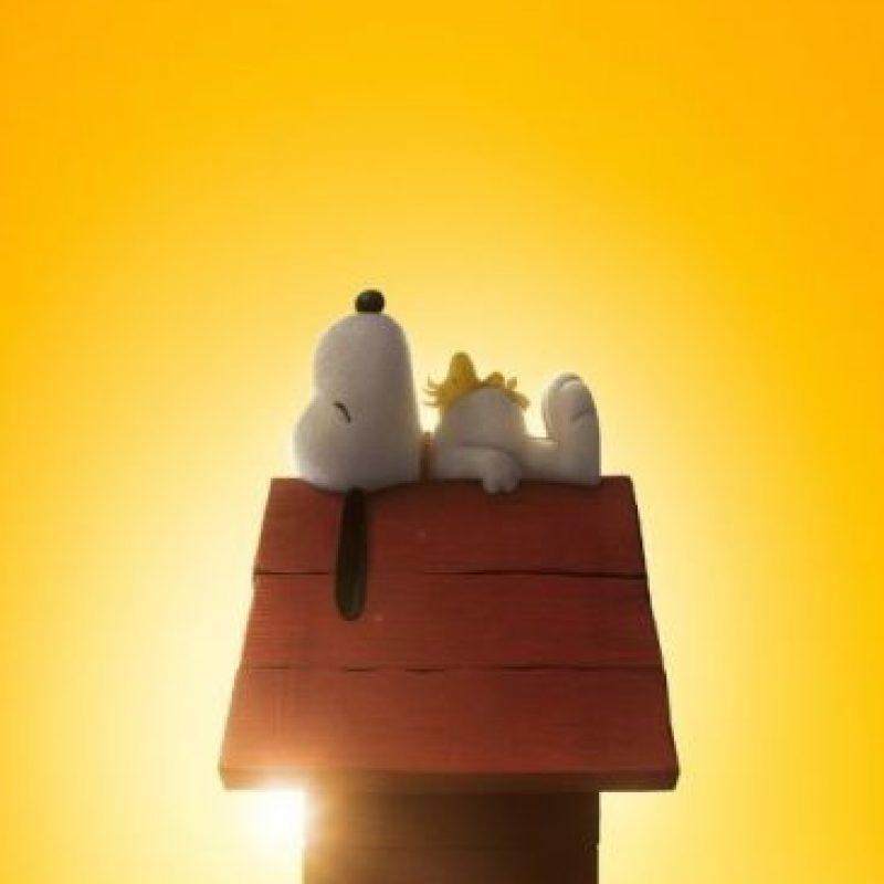 """El beagle más adorable del mundo, """"Snoopy"""", llegará a la pantalla grande el próximo 6 noviembre en Estados Unidos. Foto:IMDb"""