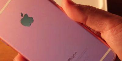 El color rosa es balanceado. Foto:ManDel Tech / YouTube