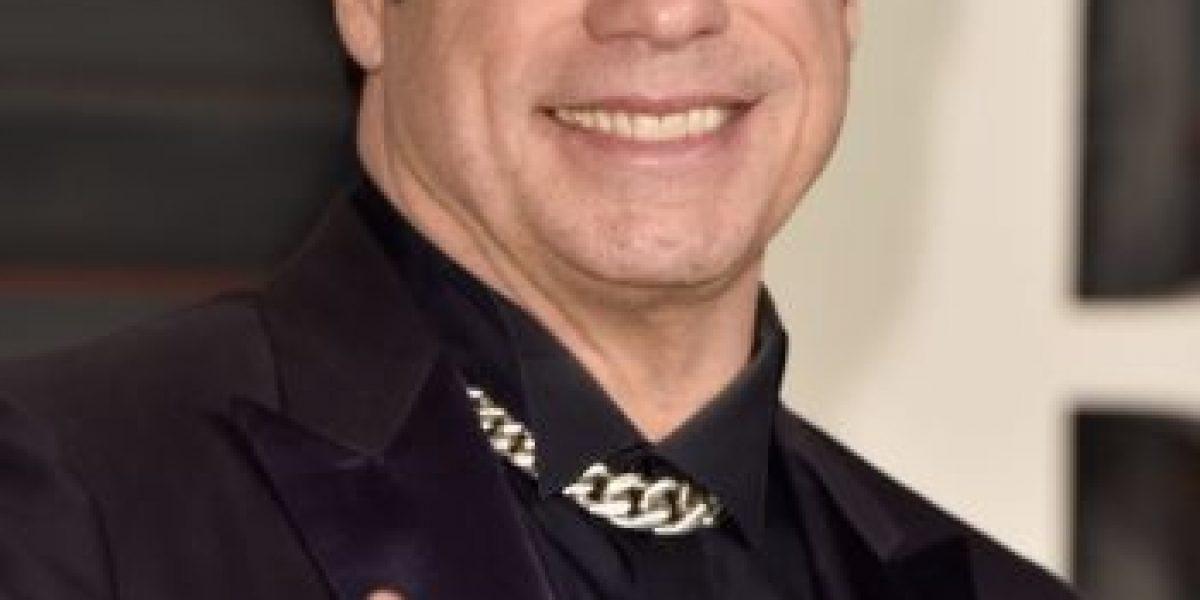 ¿John Travolta, eres tú? El actor luce irreconocible en