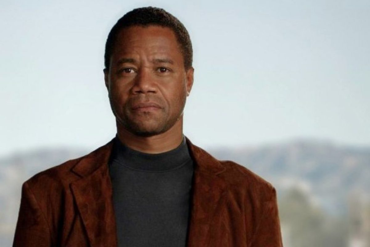 El actor Cuba Gooding Jr. es el encargado de interpretar a O.J. Simpson Foto:IMDB