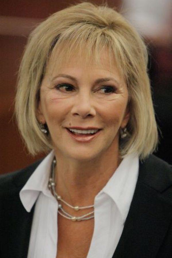 Así luce la real Marcia Clark Foto:Getty Images