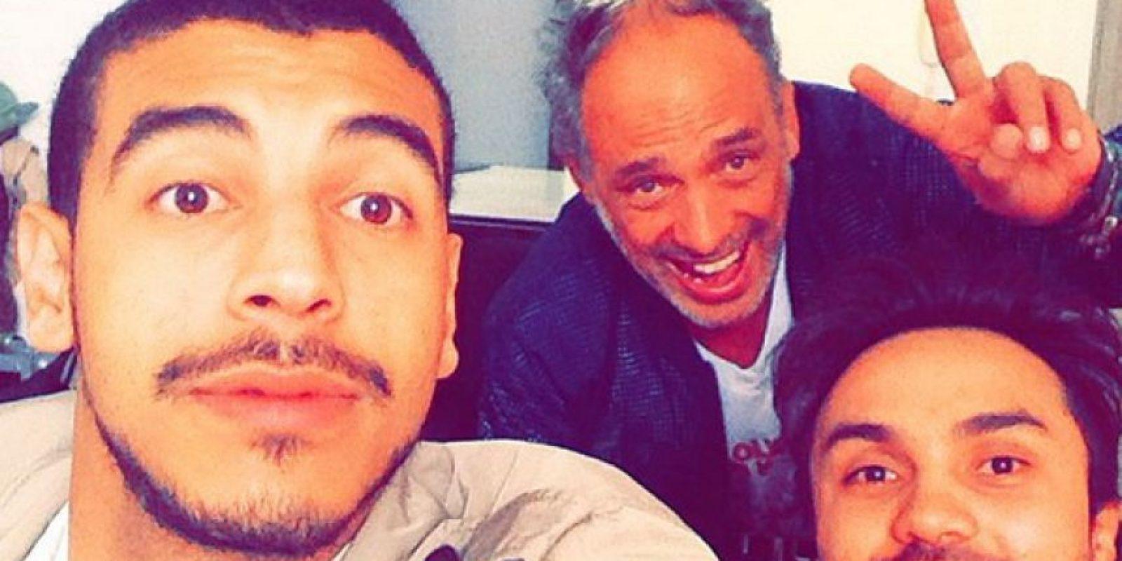 Foto:Instagram Manuel Medrano