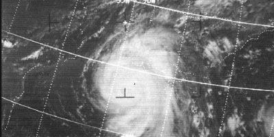 1969, Huracán Camille. Uno de los huracanes más intensos que han visto los Estados Unidos. En total tuvo 259 víctimas mortales y causó daños por mil 420 millones de dólares. Foto:Vía Wikimedia Commons