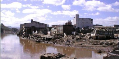 Huracán Mitch. En 1998, Mich arrasó la parte central de América dejando 18 mil muertos. Foto:Vía Wikimedia Commons
