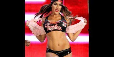 Enfrentará a la excampeona Nikki Bella, por el Campeonato de las Divas Foto:WWE