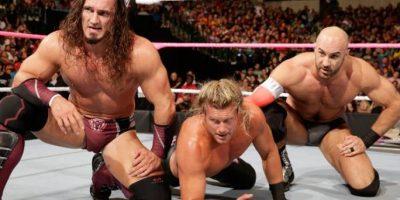 Neville, Dolph Ziggler y Cesaro protagonizarán la primera pelea de la moche Foto:WWE