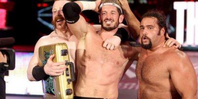 Sheamus, King Barrett y Rusev serán sus rivales Foto:WWE