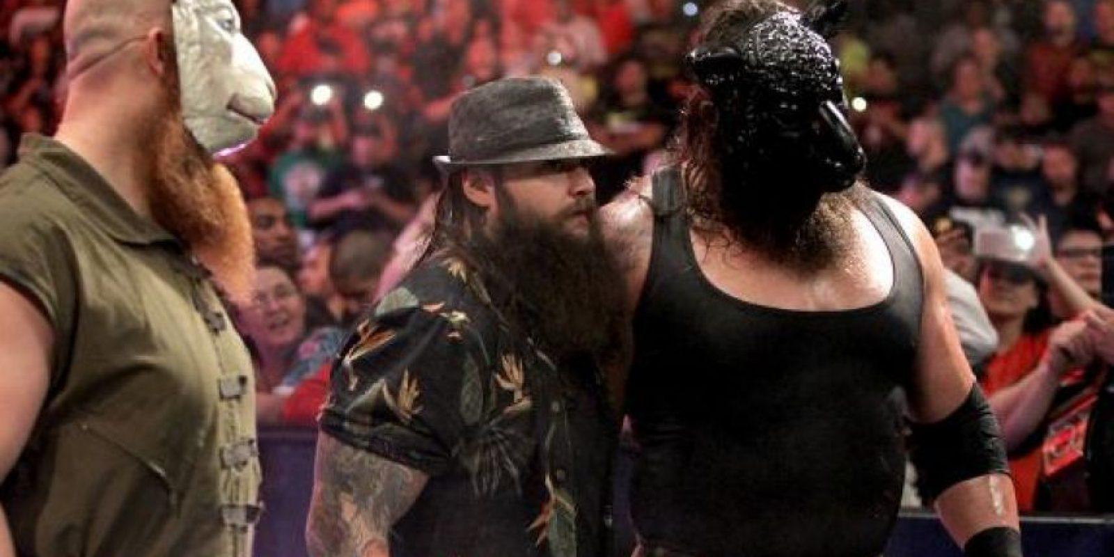 Peleará contra Bray Wyatt en un Hell in a Cell match Foto:WWE