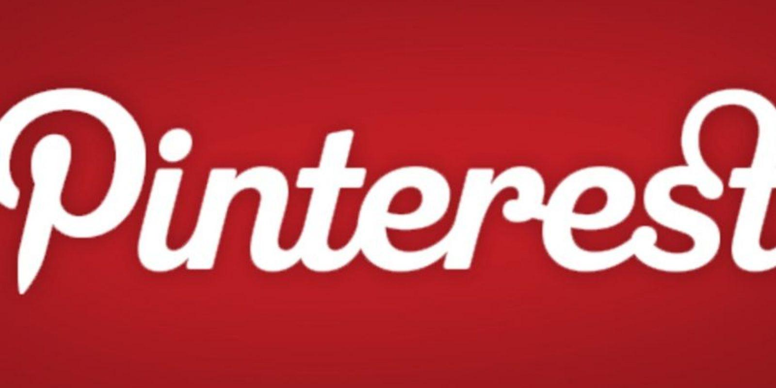 3- Pinterest. Foto:Pinterest