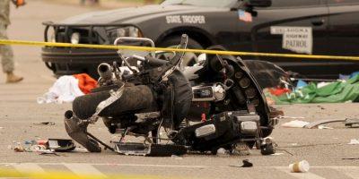 La policía reclama que el culpable estaba bajo efectos del alcohol. Foto:AP