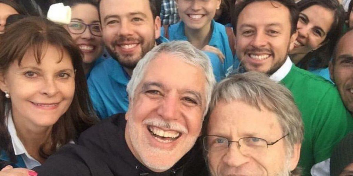 Enrique Peñalosa es el nuevo alcalde de Bogotá