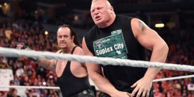 Es la pelea estelar de la noche Foto:WWE