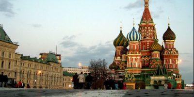 3. Moscú, Rusia Foto:Vía Flickr.com