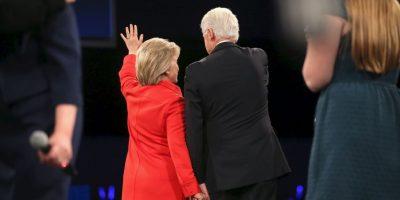 El apoyo del expresidente Clinton se notó Foto:AP