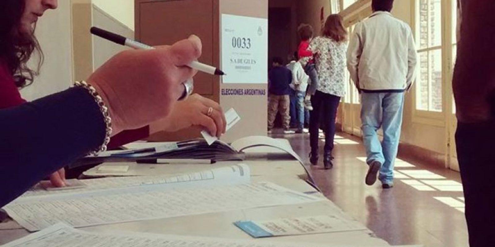 Foto:Vía instagram.com/explore/tags/elecciones2015/